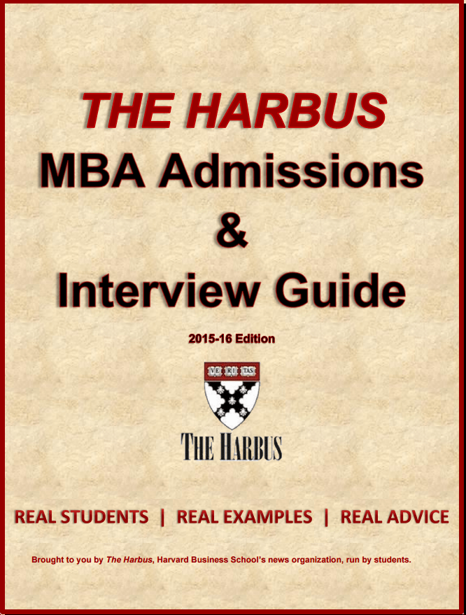 mba reflection paper