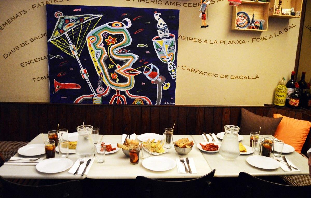 Food Lover's Tour Barcelona