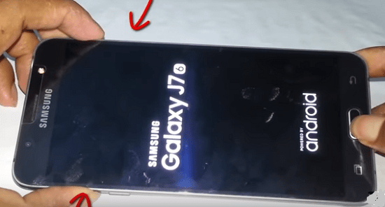 Hard Reset and Soft Reset Samsung Galaxy J7