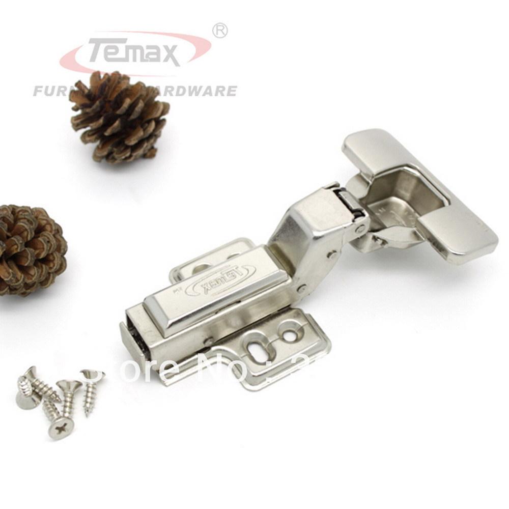 Insert 35mm cup blum cabinet hydraulic kitchen US door hinges brass damper damper soft closing cupboard door hinge 334
