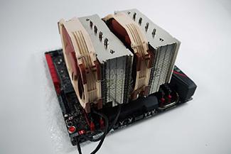 Noctua NH-D15 CPU Cooler Review