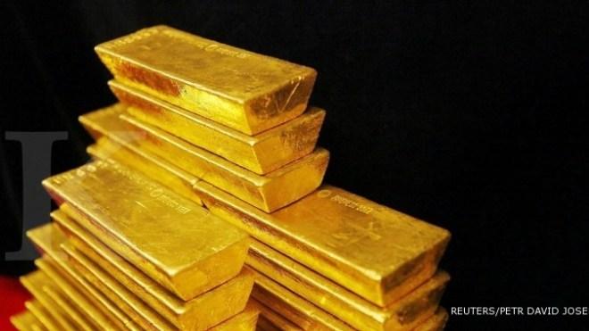 Kilau emas terus memudar jelang pertemuan the fed