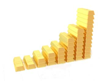 emas catat rekor terbaik