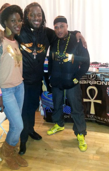 Pharaonic Brand sells t-shirts with empowering messeges