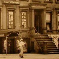 James Van Der Zee's G.G.G. Studio, Harlem, 1940's