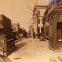 119th Street And Lexington Avenue, Harlem, 1913
