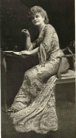 Adelaide Keim Harlem Actress 1905 antique photo print
