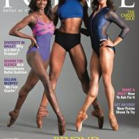Harlem's Ashley Murphy And Misty Copeland Cover Pointe Magazine