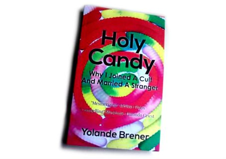 holy candy by yolande bener
