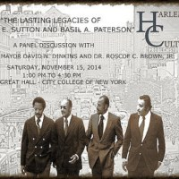 The Lasting Legacies of Percy E. Sutton and Basil A. Paterson