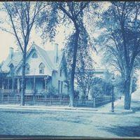 Halks Cottage 116th Street, Harlem NY 1900
