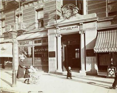 Hamilton Bank Harlem