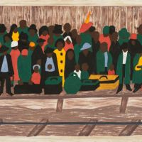 HW Pick: Jacob Lawrence's Migration Series At MOMA