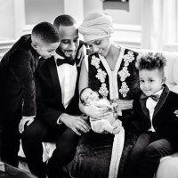 Harlem's Alicia Keys Debuts Son Genesis Ali Dean