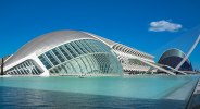 City of Arts and Sciences complex
