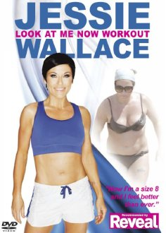 Jessie Wallace Workout DVD