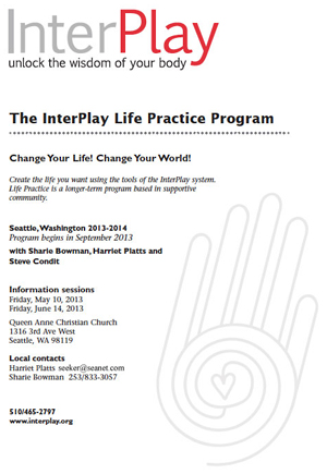 Interplay Life Practice Brochure