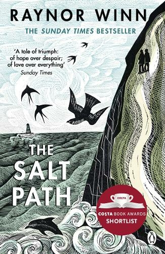 STRAWBERRY LINE TIMES Book Review: From mountainous Minehead to rain soaked Land's End, via sheep shearing work and sleeping on cliffs – Raynor Winn's redemptive and page turning memoir of homelessness in The Salt Path is no sugary read