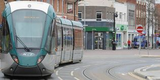 AGENDA WEST Business News: Bristol Airport, Broadmead, Temple Meads, Axbridge, Yatton, Cribbs Causeway and Bristol Parkway to be connected by new tram system (and they will partly use redundant railway lines as well as the roads)