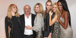 AGENDA WEST BUSINESS NEWS: Going, going, gone. Arcadia crashes into administration bringing down the curtain on the glory days of Sir Philip Green's dominance of retailing (leaving £250m in unpaid invoices, 15,000 unemployed and the pension fund in doubt)