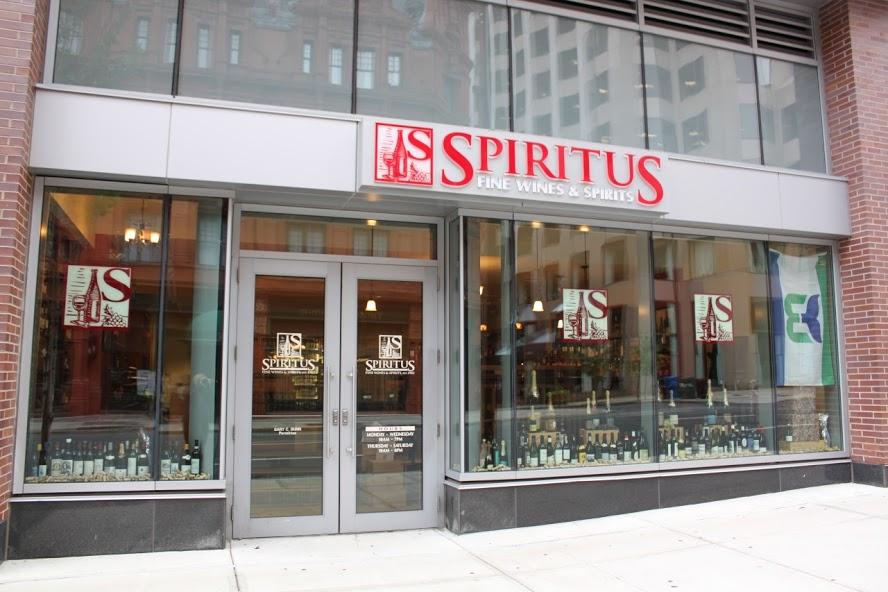 Spiritus Wines