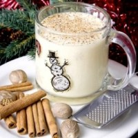 Winter weather drink recipes favorites: Hot Toddy & Egg Nog
