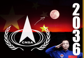 China's space program aims for manned moon landing by 2036
