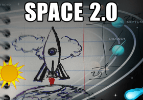 Space 2.0:  Man's Plans to Visit Other Planets. An incomplete list.