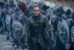 """Veja o primeiro trailer de """"A Grande Muralha"""" com Matt Damon"""