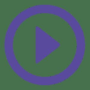 play button purple