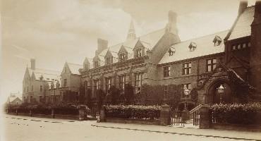 Newsham Park Mental Hospital Liverpool Merseyside