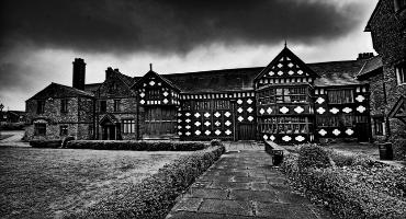 Ordsall Hall - Salford, Manchester