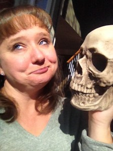 Courtney and Skull