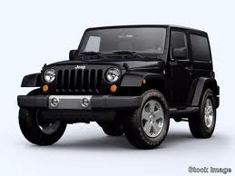 This is the Jeep I'm dreaming of. Black on black, hard top -- 2 door preferably but for tours 4 doors is probably better. I can comprise!