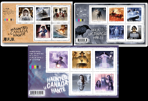haunted-canada-stamps-series