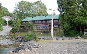 Tofino - Whalers on the Point Guesthouse