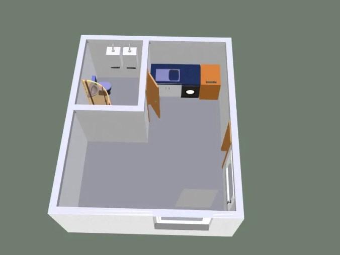 zwischen abriss und neubau unser ersatzwohnraum. Black Bedroom Furniture Sets. Home Design Ideas
