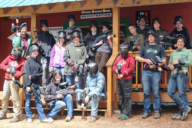 OSG Paintball