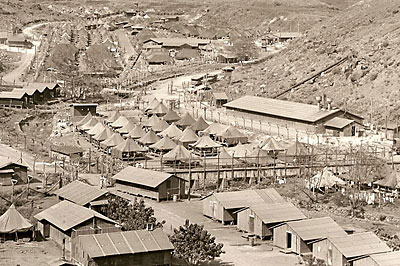 Image of Honouliuli Internment Camp
