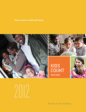 2012 KIDS COUNT Data Book