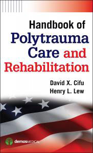 Handbook of Polytrauma Care cover