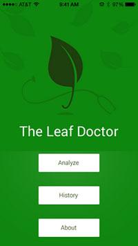 leaf doctor app
