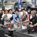 Sendai automotive students return to Honolulu CC