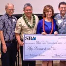 XLR8UH and Maui Food Innovation Center recognized by the Small Business Administration