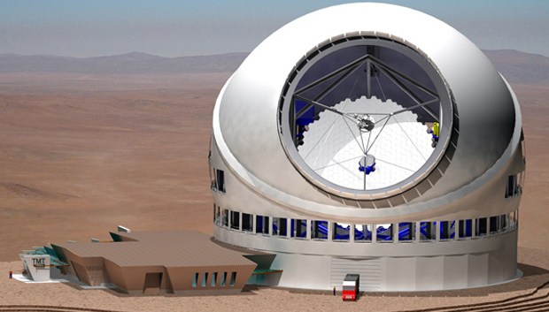UH confirms TMT project is the last telescope site on Maunakea