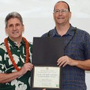 UH systemwide sustainability efforts recognized