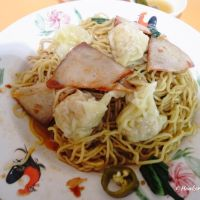 Kiat Huat Wanton Noodle in Haig Road Market and Food Centre