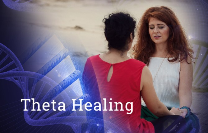 Book a Theta Healing Session