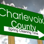 spring cleaning charlevoix county