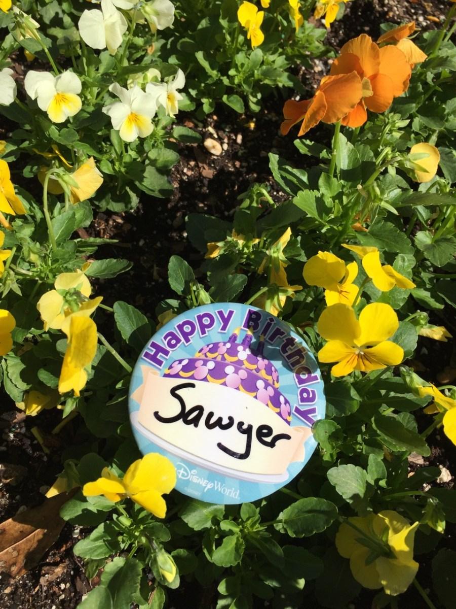 Sawyer's Birthday Weekend - Disney's Wilderness Lodge, Magic Kingdom, & More!